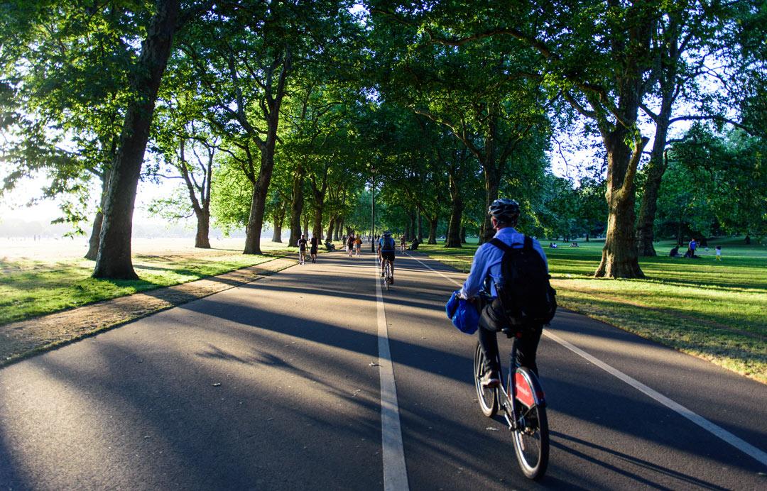 Aller au cégep à pied, à vélo et en transport en commun de façon sécuritaire